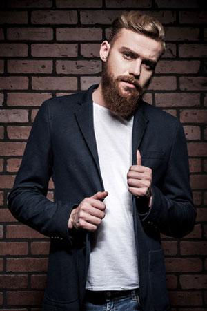 Men's Hair Colour Trends