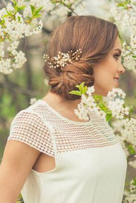wedding day hair ideas for brides and grooms at Urban coiffeur hair salon in Wolverhampton