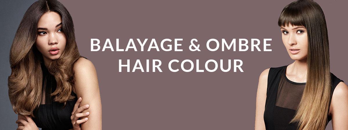 Balayage-&-Ombre-Hair-colour-at Urban Coiffeur hair salon
