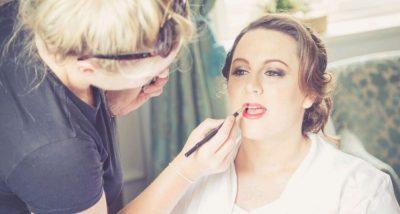 wedding hair & make-up at urban coiffeur hair salon wolverhampton