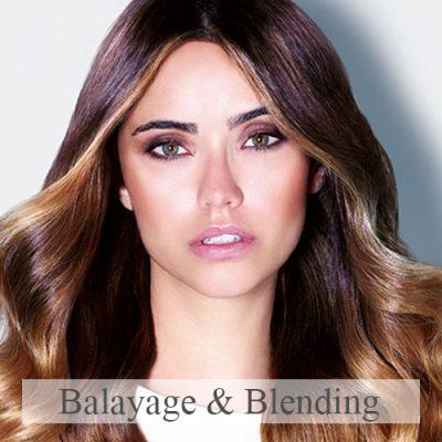Balayage-&-Blending-urban coiffeur wolverhampton