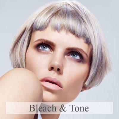 Bleach-&-Tone-hairdressing courses at urban coiffeur hair salon