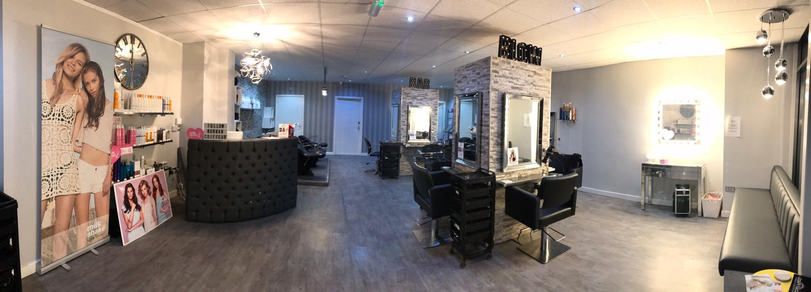 urban coiffeur hair salon in wolverhampton