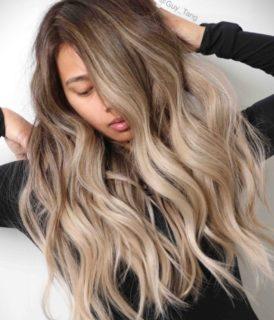 Autumn Hair Cuts & Colour Trends