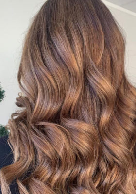 balayage hair colour at top wolverhampton salon