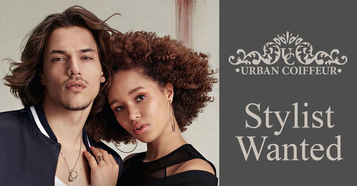 stylist-wanted at Urban coiffeur hair salon in wolverhampton