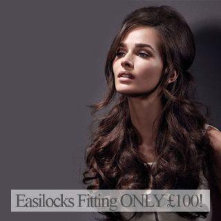 Easilocks Hair Fitting ONLY £100!