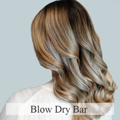 Welcome to the Blow Dry Bar at Urban Coiffeur, Wolverhampton