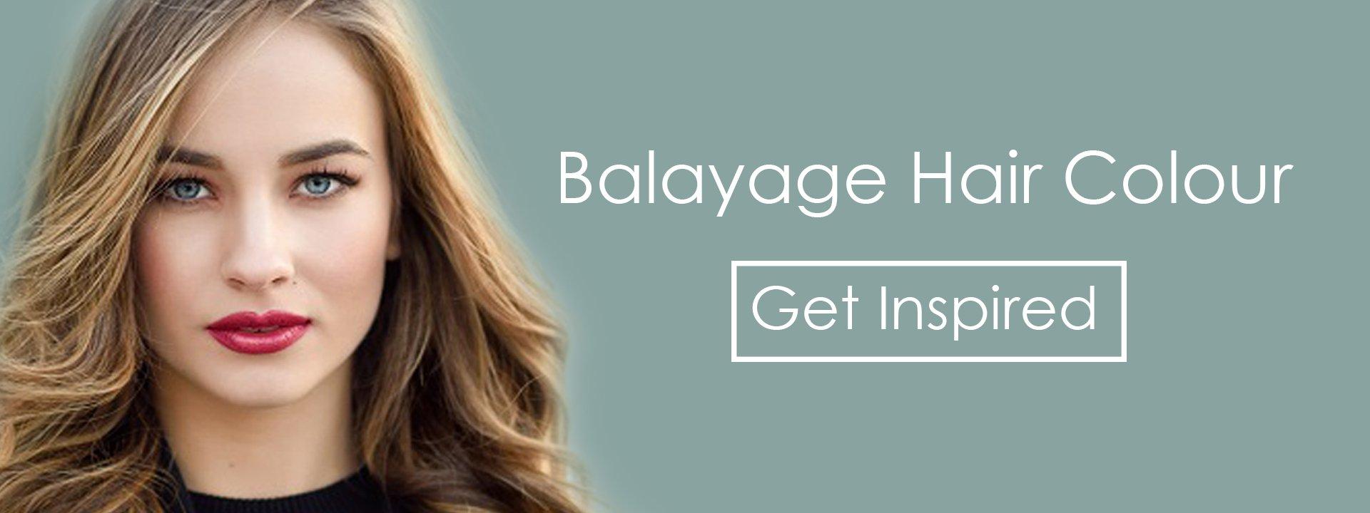 Expert Balayage hair colour at Urban Coiffeur Hair Salon in Wolverhampton
