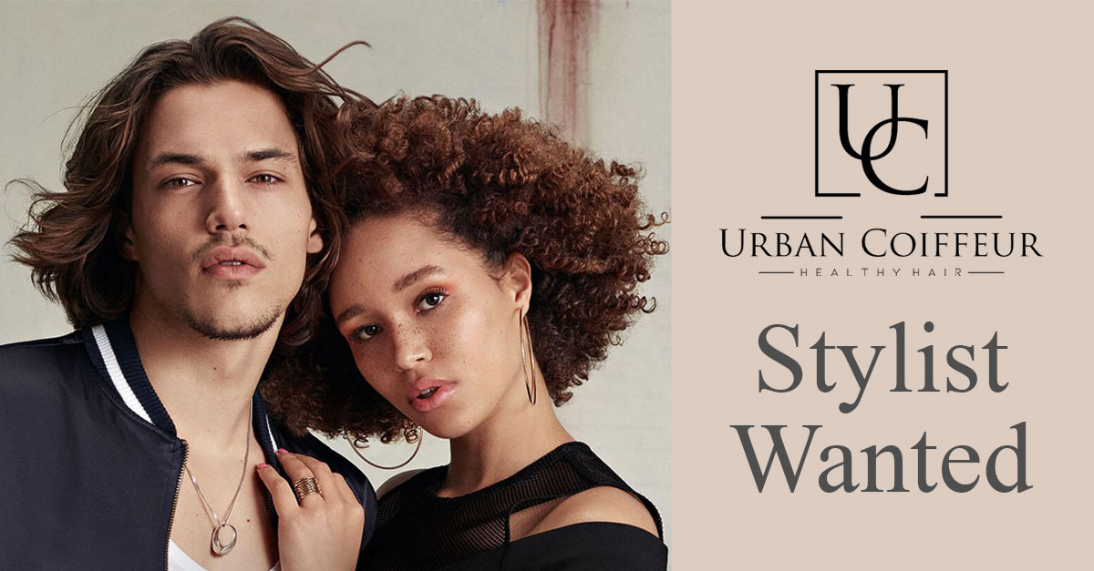 hairdressing vacancies in the Wolverhampton area at Urban Coiffeur