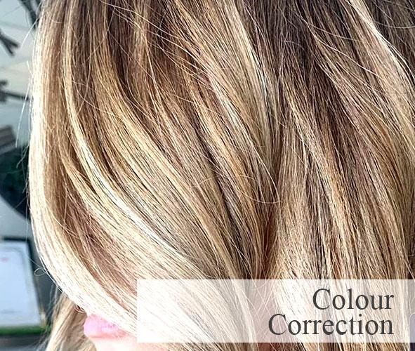 Hair Colour Correction Services at Urban Coiffeur hair salon, Wolverhampton
