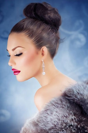 Christmas & New Year Party Hairstyles at Urban Coiffeur Hair Salon in Wolverhampton