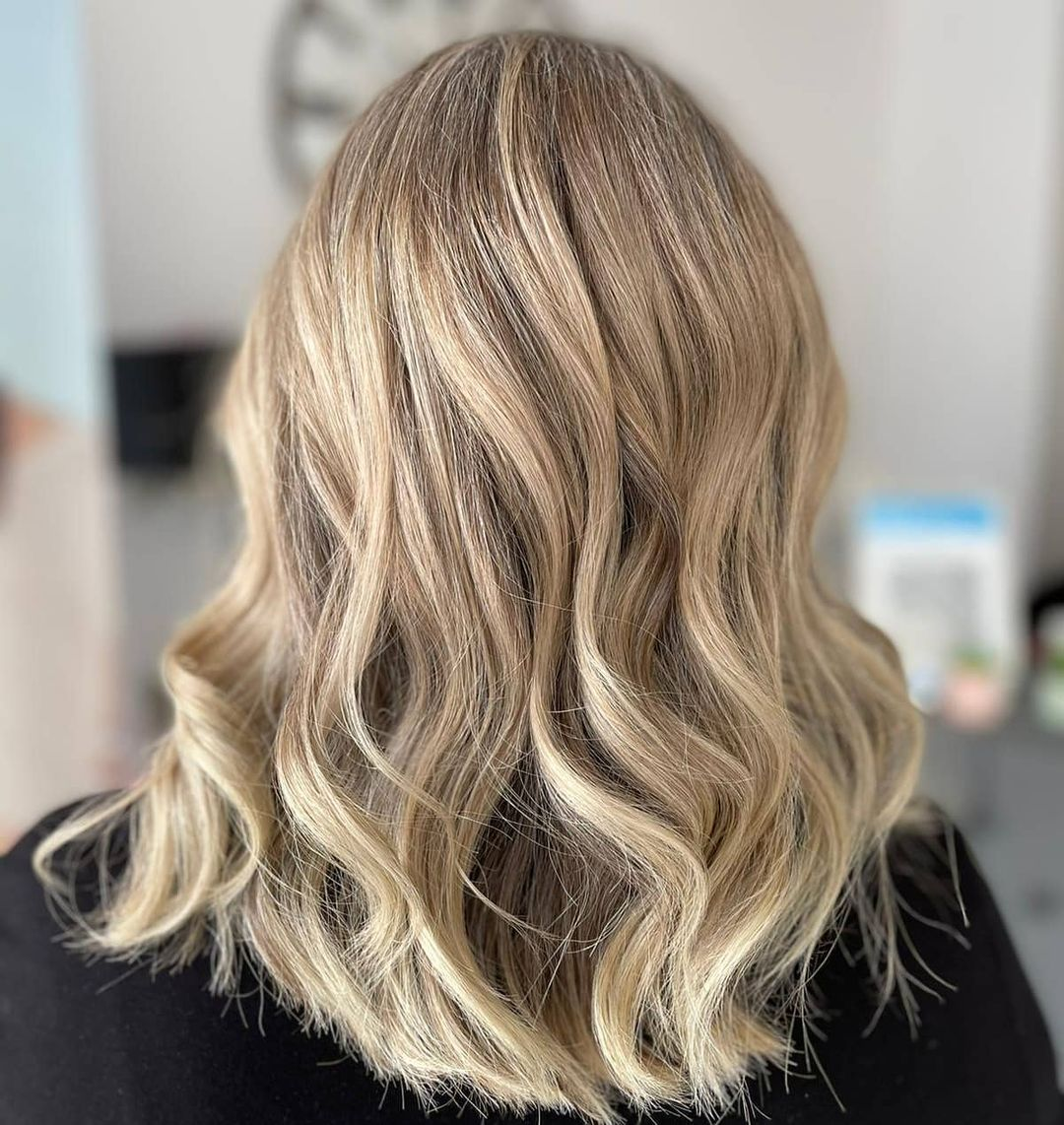 the latest balayage hair colours at At Urban Coiffeur Hair Salon In Wolverhampton, West Midlands68159_2379371889637047983_n