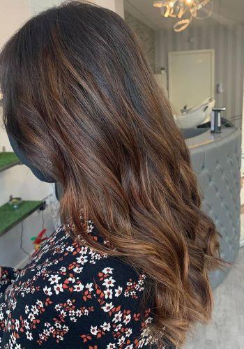 caramel highlights At Urban Coiffeur Hair Salon In Wolverhampton, West Midlands120994709_133882135092732_3942026317851908582_n
